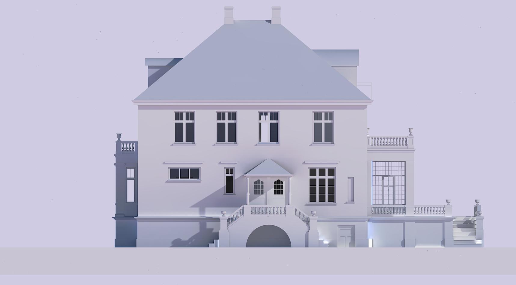 Om- og tilbygning på Frederiksberg